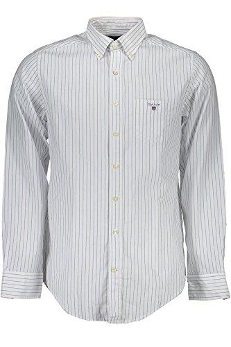 Gant 362200, Camicia Uomo BIANCO 110