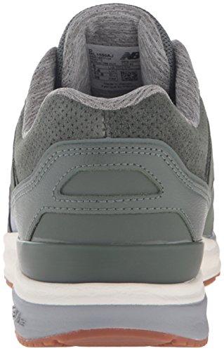New Balance Nbml1550aj, Chaussures Homme Vert (Slate Green)