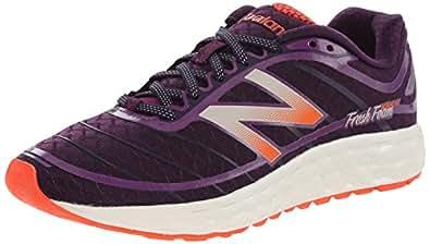New Balance W980 B V2, Chaussures de course femme, Multicolore (Mehrfarbig (PP2 PIGMENT/PINK ZING)), 37 EU
