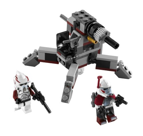 Imagen 1 de LEGO Star Wars - Elite Clone Trooper & Commando Droid Battle Pack (9488)