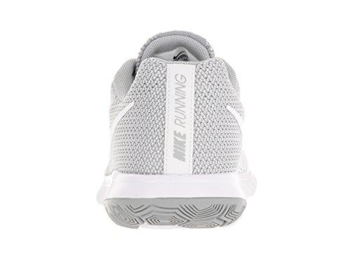 Nike Wmns Flex Experience Rn 5, Chaussures de Course Femme Blanco (Blanco (white/white-wolf grey))