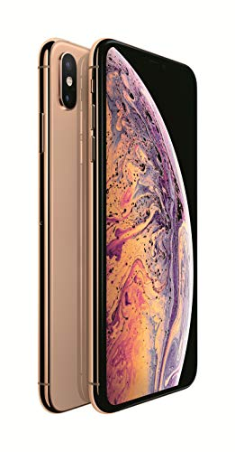 Apple iPhone Xs Max (Gold, 4GB RAM, 64GB Storage, 12 MP Dual Camera, 458 PPI Display)