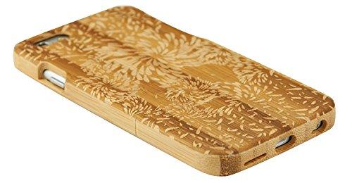 eimo iPhone 6 Plus 5.5'' Case Manuel Bois Protective Hard Back Case Cover pour Apple iPhone 6 plus 5.5'' ?feu d'artifice? feu d'artifice