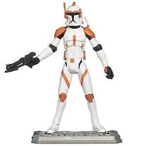 Star Wars Clone Wars Clone Commander Cody Figure