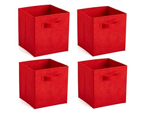 a133a5ddda9 Fabric storage bin le meilleur prix dans Amazon SaveMoney.es