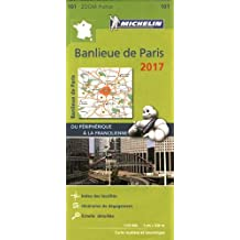Carte Zoom 101 Banlieue Paris 2017