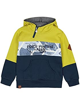 boboli Fleece Hooded Sweatshirt For Boy, Sudadera para Niños