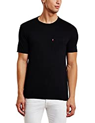 Levis Mens T-Shirt (6901778113012_17067-0086_Medium_Black)