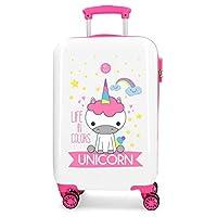 Little Me Unicorn Hardside Carry-on Suitcase