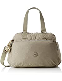 Kipling - JULY BAG - Borsa de deporte - Warm Grey - ( Gris)