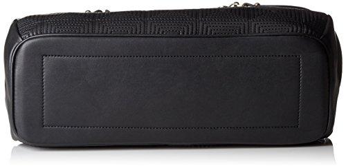 Handtaschen Damen, farbe Schwarz , marke VERSACE JEANS, modell Handtaschen Damen VERSACE JEANS E1VOBBH5 75351 Schwarz Schwarz (Nero)
