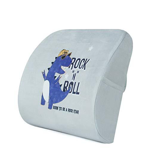 OIIJCKF Kissen aus Memory-Baumwolle, für drinnen und draußen, zur Linderung von Schmerzen im Steißbein und im unteren Rücken 40x34x10cm(16x13x4inch) Y -