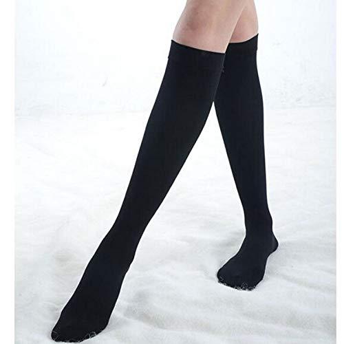 Kawaii Calcetines Buena mujeres calidad inferior rodilla