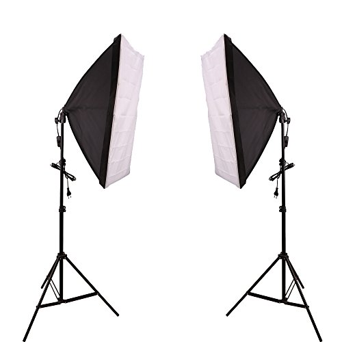 Digital Photo Cube (Tragbar 50 cm Kamera Foto Studio Zelt Kit Beleuchtung Cube Light stativ Softbox)