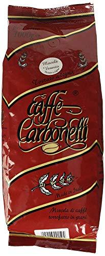 Caffè Carbonelli Miscela Vesuvio, 1er Pack (1 x 1 kg)