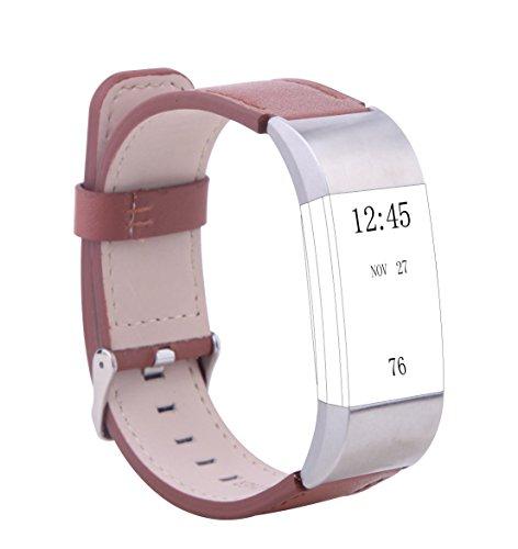 ersatz-fitbit-charge-2-armband-benestellar-ersatz-leder-band-fur-fitbit-charge-2-braun