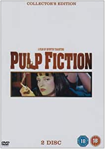 Pulp Fiction (2-disc Steelbook Collector's Edition) [DVD]