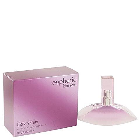Calvin Klein Euphoria Blossom by Calvin Klein Eau De Toilette Spray 1oz/30ml