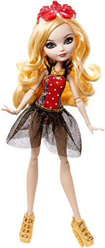 Ever After High Toy - Mirror Beach - Apple White Deluxe Fashion Doll - Daughter of Snow White by Ever After High
