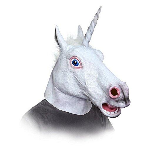 Halloween-Kostüm Kopf Maske Weihnachten Party Dekorationen Erwachsene Zubehör