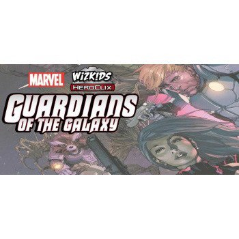 WizKids Marvel Hero Clix: Guardians Of The Galaxy Booster Brick