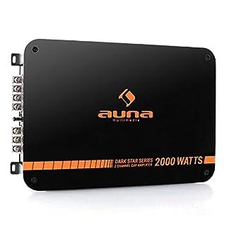 Auna-Dark-Star-2000-Auto-EndstufeVerstrker-fr-Auto