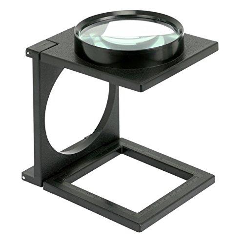 Standlupe LIGHT-STAR für die Uhrmacherwerkstatt