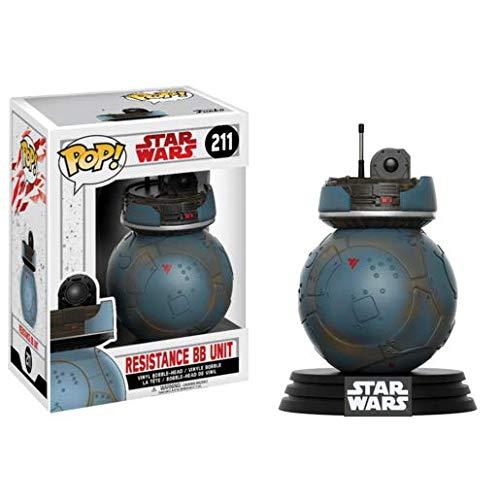 Figura Pop! Star Wars Episode VIII The Last Jedi Resistance BB Unit Exclusive