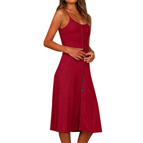 rot weißes Kleid Kleid lang Esprit Kleid Charleston Kleid festliches Kleid Prinzessin Kleid mädchen ()