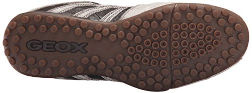 Geox Uomo Snake K, Baskets Basses Homme Blanc (C0231)