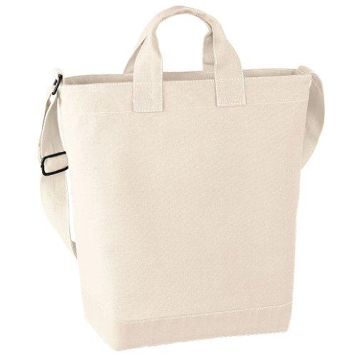 BagBase borsa di tela Giorno White
