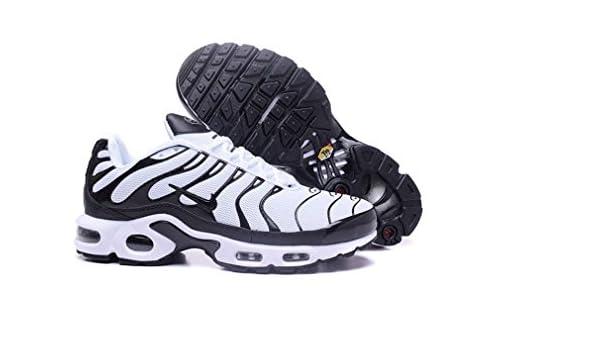 Nike AIR Max Plus TN Noire et Blanc (41):