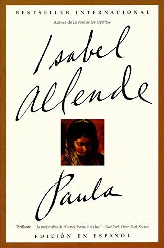Paula por Isabel Allende