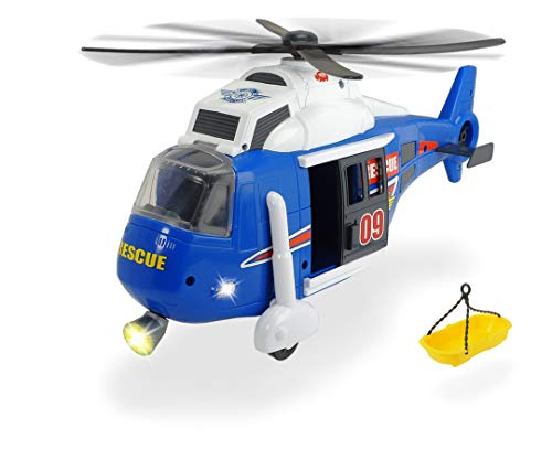 Dickie Toys 203308356 – Action Series Helicopter, Helikopter, 41 cm - 2