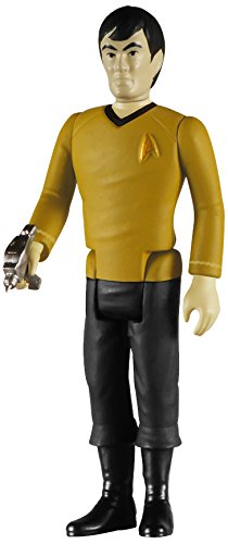 Star Trek - ReAction - Figurine Sulu 10 cm