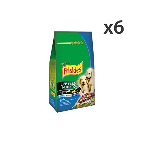 set-6-friskies-15-kgjunior-pollo-verdure-hundefutter