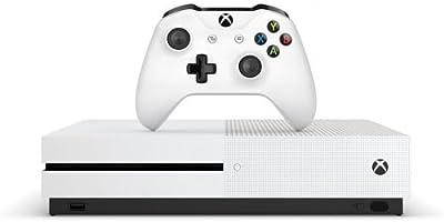 Microsoft Xbox One S 1 TB 4K Oyun Konsolu