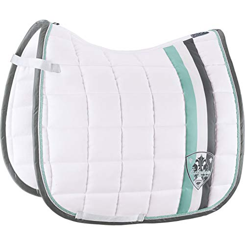 Eskadron Schabracke Big Square (CS ltd. FS18), White, Pony Dressur