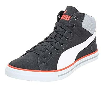 Puma Men's Delta Mid NU IDP Grey Sneakers-10 UK/India (44.5 EU) (36777201)
