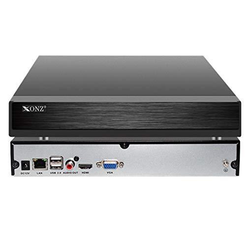 FELICIOO 5-Wege-DVR-Überwachungshost mit 4-Wege-Netzwerk und Fernüberwachung von P2P-Mobiltelefonen - Ptz Dvr Mit