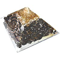 Orgonite - Natural Black Tourmaline With Selenite Orgonite 4.5- 5 inch Chakra & Reiki Healing Aura Cleansing Crystal preisvergleich bei billige-tabletten.eu