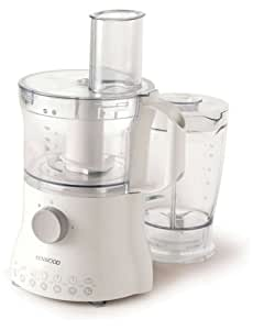 Kenwood Multi Pro Compact FP220 Food Processor, White