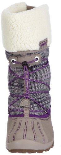 Viking  KATLA Gore-Tex®, Bottes de ski fille Beige - Beige (cement/lilac 7316)
