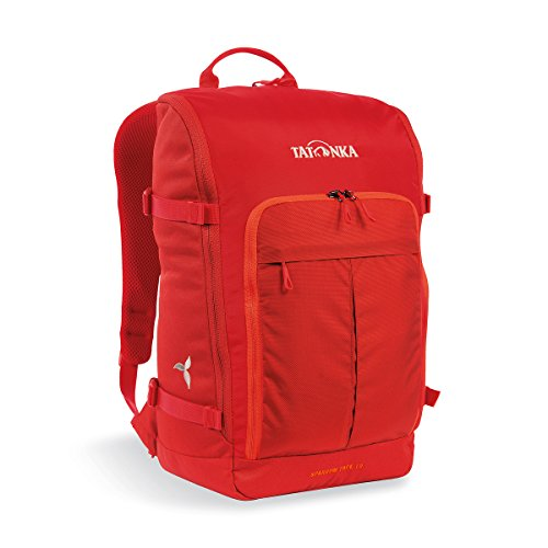Tatonka Damen Sparrow 19 Women Rucksack, Red, 43 x 26 x 15 cm