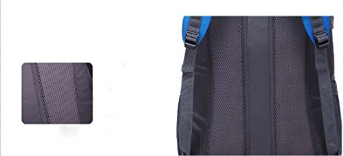 Zaino Zainetto surge impermeabile borse per sport e tempo libero all'aperto zaino da montagna , rose Red Blue