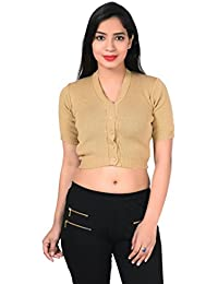 Amazonin Wool Blouses Ethnic Wear Clothing Accessories