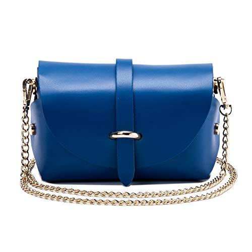 Pochette blu elettrico  4bd9977af3a