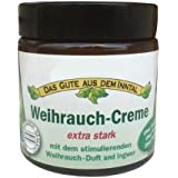 Original Weihrauch-Creme aus dem Inntal, extra stark, 110ml