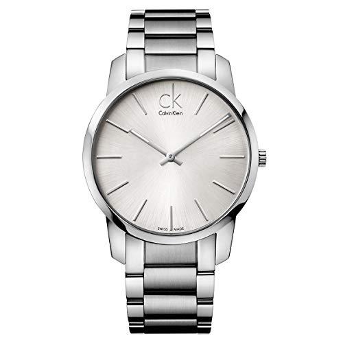 Relojes Calvin Klein K2G21126Plata Plata