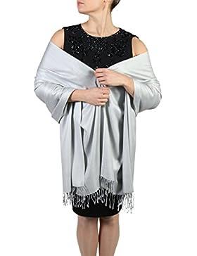 Pashmina bufanda femenina- Acaba